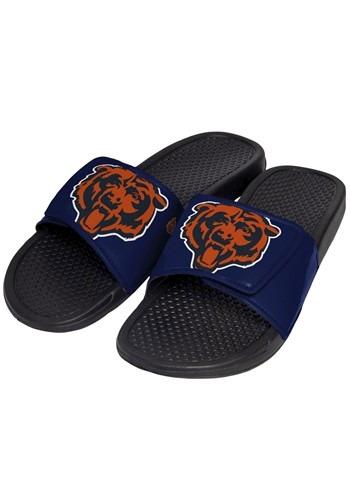 Bears Cropped Big Logo Slide Men's Flip Flops