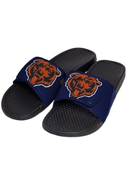 Bears Cropped Big Logo Slide Men's Flip Flops