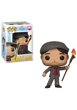 Pop! Disney: Mary Poppins- Jack the Lamplighter