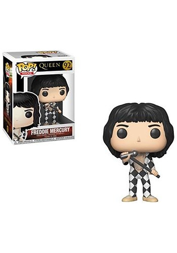 Pop! Rocks: Queen- Freddie Mercury