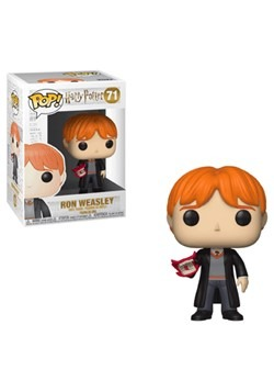 Pop! Harry Potter- Ron w/ Howler Letter Figure