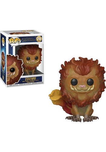 Pop! Movies: Fantastic Beasts 2- Zouwu