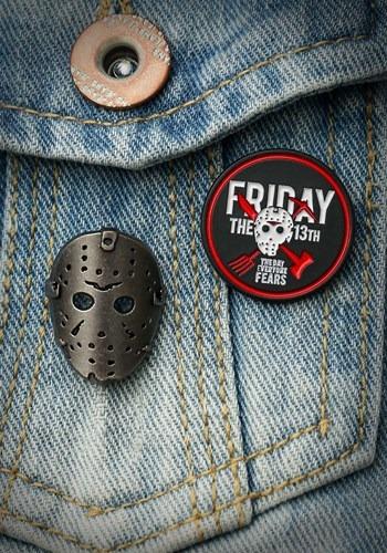 Friday the Thirteenth Lapel Pin Set