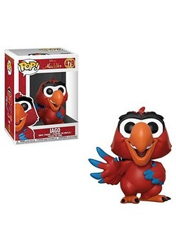 Pop! Disney: Aladdin- Iago