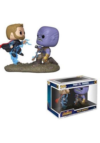 Marvel Funko Movie Moments: Thor vs Thanos