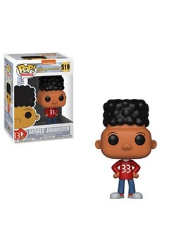 Pop! Animation: 90s Nick- Hey Arnold- Gerald