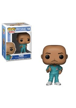 Pop! TV: Scrubs- Turk Vinyl Figure