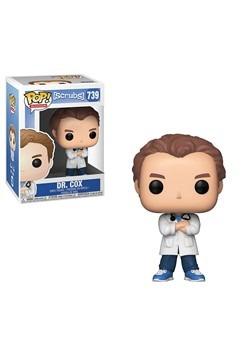 Pop! TV: Scrubs- Dr. Cox Vinyl Figure