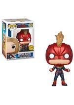 Pop! Marvel: Captain Marvel- Captain Marvel Alt1