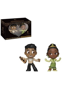 Funko Mini Vinyl Figures: Princess & the Frog- 2 Pack- Tiana