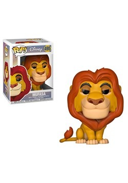 Pop! Disney: Lion King- Mufasa