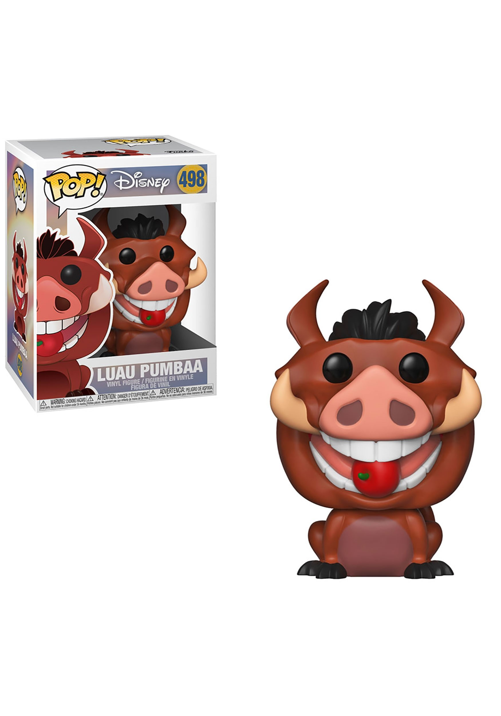 Pop! Disney: Luau Pumbaa- Lion King
