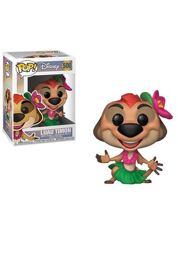 Pop Disney Lion King Luau Timon