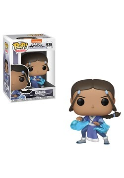 Pop! Animation: Avatar- Katara