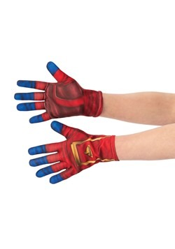 Captain Marvel Gloves Child