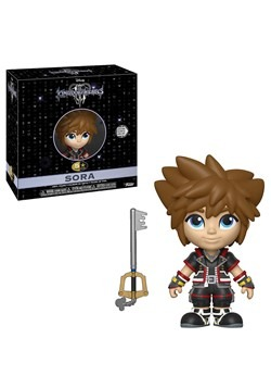 5 Star Kingdom Hearts 3 Sora