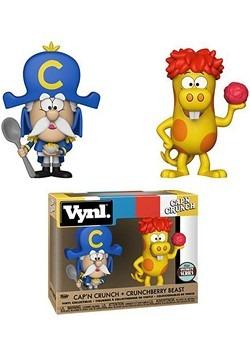 Vynl: AD Icons- 2 Pack Cap'n Crunch & Crunchberry Beast