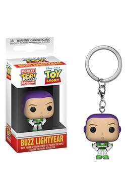 Pop Keychain Toy Story Buzz Figure