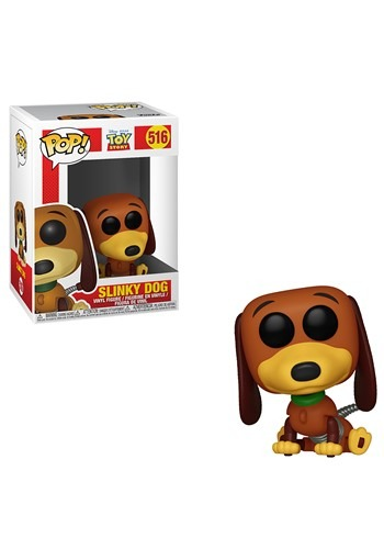 Funko Pop! Toy Story- Slinky Dog