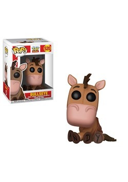 Pop! Toy Story- Bullseye Figure