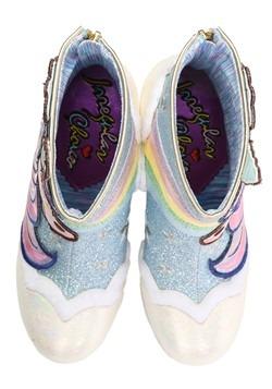 Irregular Choice 'Daisy Dreams' Unicorn Heeled Boots alt1