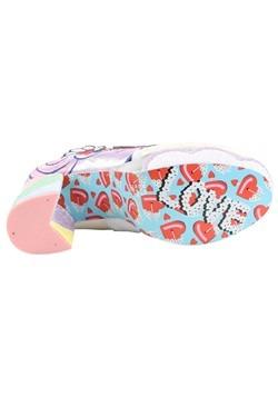 Irregular Choice 'Daisy Dreams' Unicorn Heeled Boots alt3