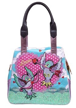 Irregular Choice Cupid Bird Handbag Purse