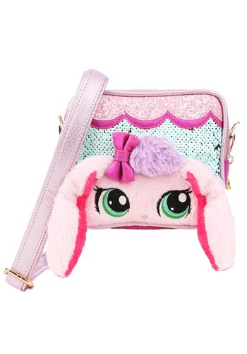 Irregular Choice Bella Bunny Mint/Pink Belt Bag