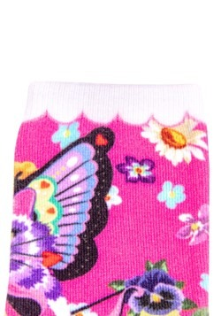 Irregular Choice Women's Mau Cat Print Socks alt2