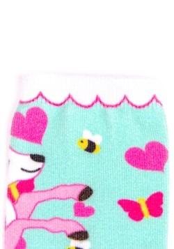 Irregular Choice Women's Fantastic Fawn Print Socks3