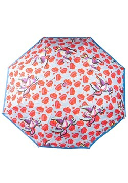 Irregular Choice Cupid Bird Umbrella