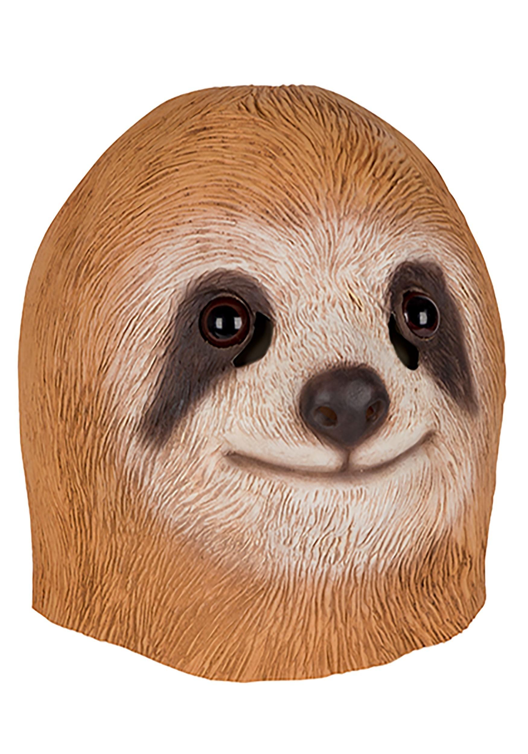 Smiling_Sloth_Mask