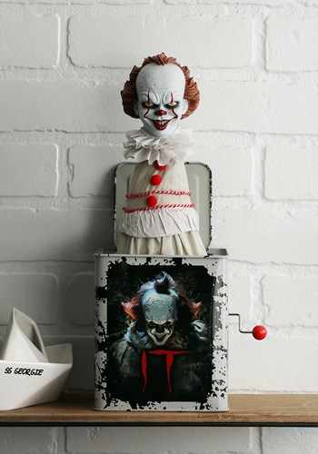 IT Pennywise Burst a Box Update