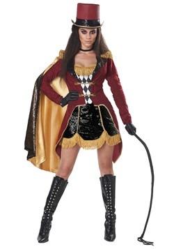 Women's Dazzling Ringmaster Costume