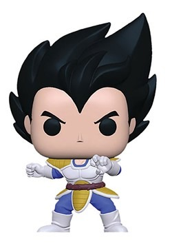 Pop! Animation: Dragon Ball Z Vegeta Figure