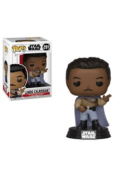 POP! Star Wars: ROTJ- General Lando Calrissian Bobblehead Fi
