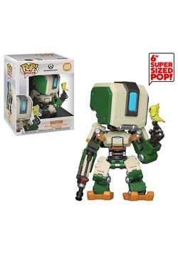 "Pop! Games: Overwatch- 6"" Bastion"