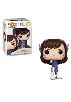 Pop! Games: Overwatch- D. Va