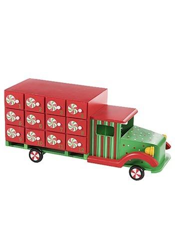 Christmas Truck Advent Calendar