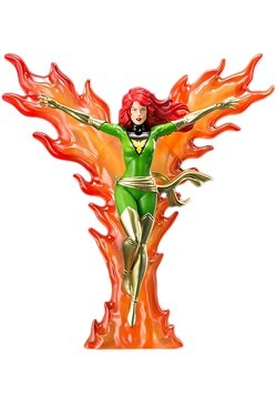 X-Men '92 Phoenix Furious Power ArtFX+ Statue