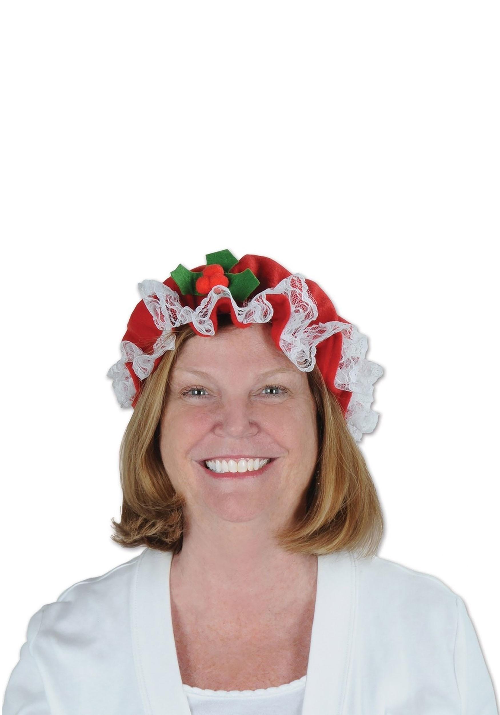 Mrs_Claus_Bonnet_Hat