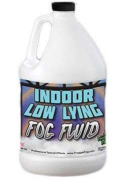 Indoor Low Lying Fluid Froggy's Fog