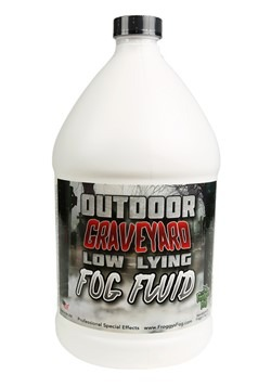Outdoor Low Lying Fluid Froggy's Fog