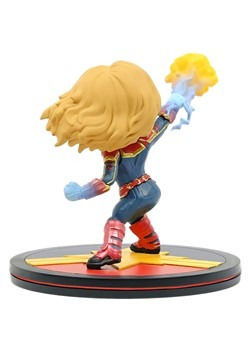 Captain Marvel Q-Fig Diorama Alt1