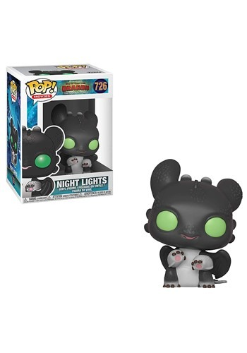 Pop! How to Train Your Dragon 3- Night Lights 1