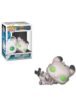 Pop! How to Train Your Dragon 3- Night Lights 2