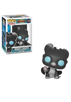 Pop! How to Train Your Dragon 3- Night Lights 3