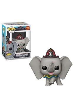 Pop! Disney: Dumbo (Live)- Fireman Dumbo