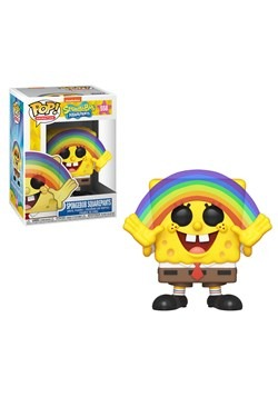 Pop! Animation: Spongebob Squarepants- Rainbow Spongebob