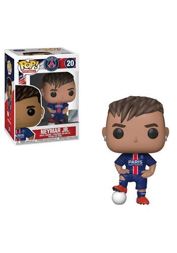 POP! Football: PSG: Neymar da Silva Santos Jr. Vin
